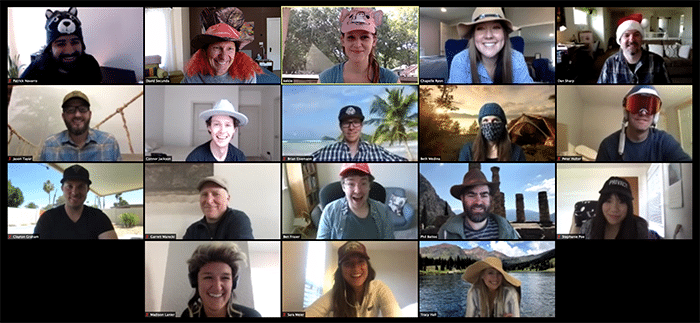 Remote-Team-Meeting-Funny-Hats-Workbright-700