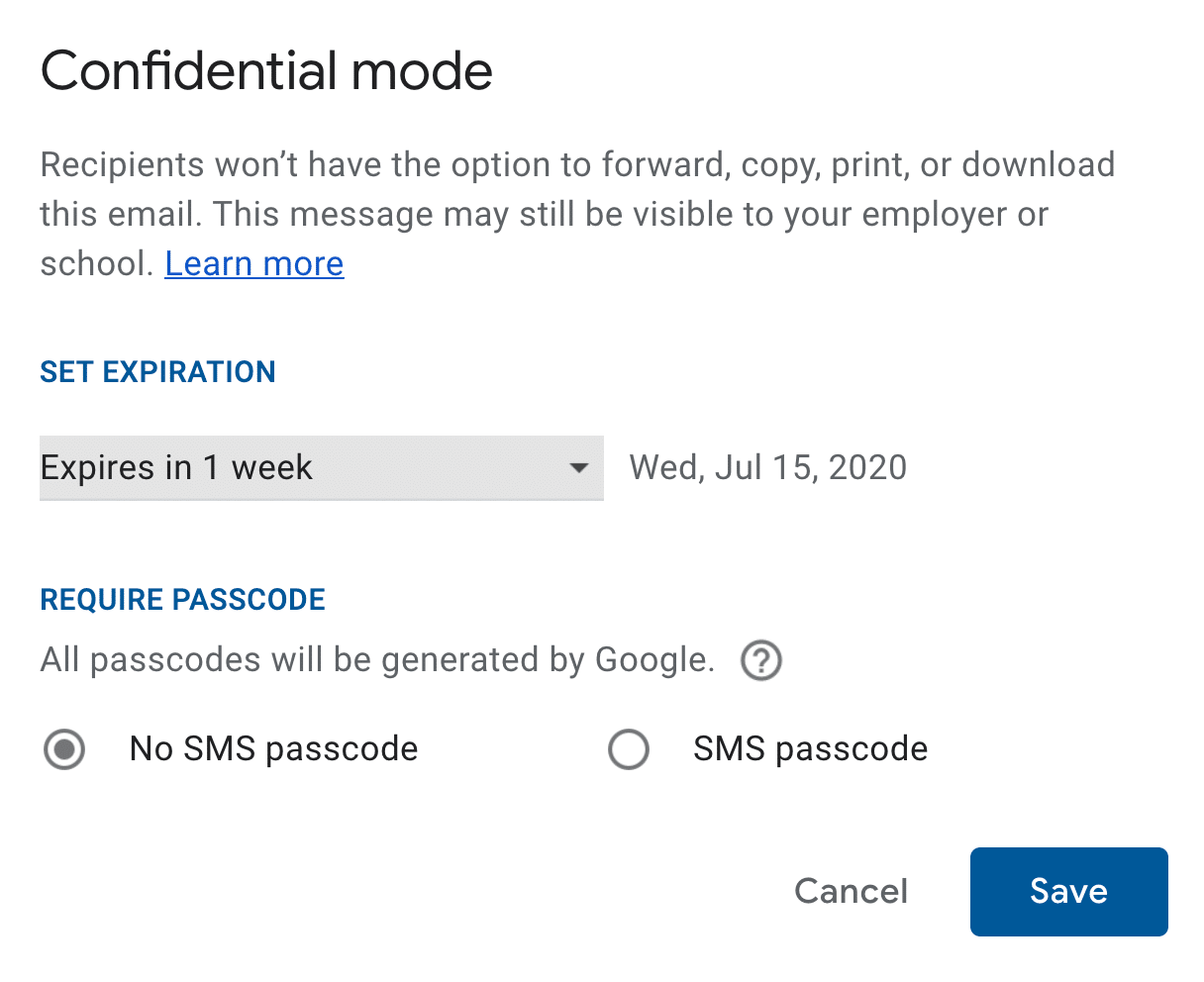 confidential-employee-onboarding-email