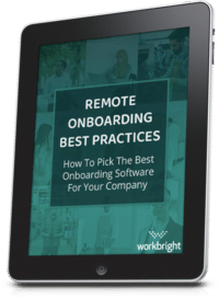 Remote Onboarding Best Practices EBook