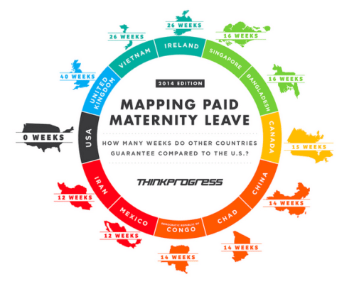 mapping-paid-maternity-leave