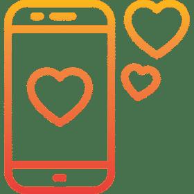 Smartphone-Icons