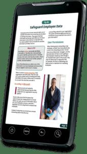 remote-onboarding best practices tablet image